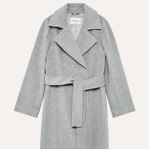 Aritzia Babaton Robbie Wool Coat